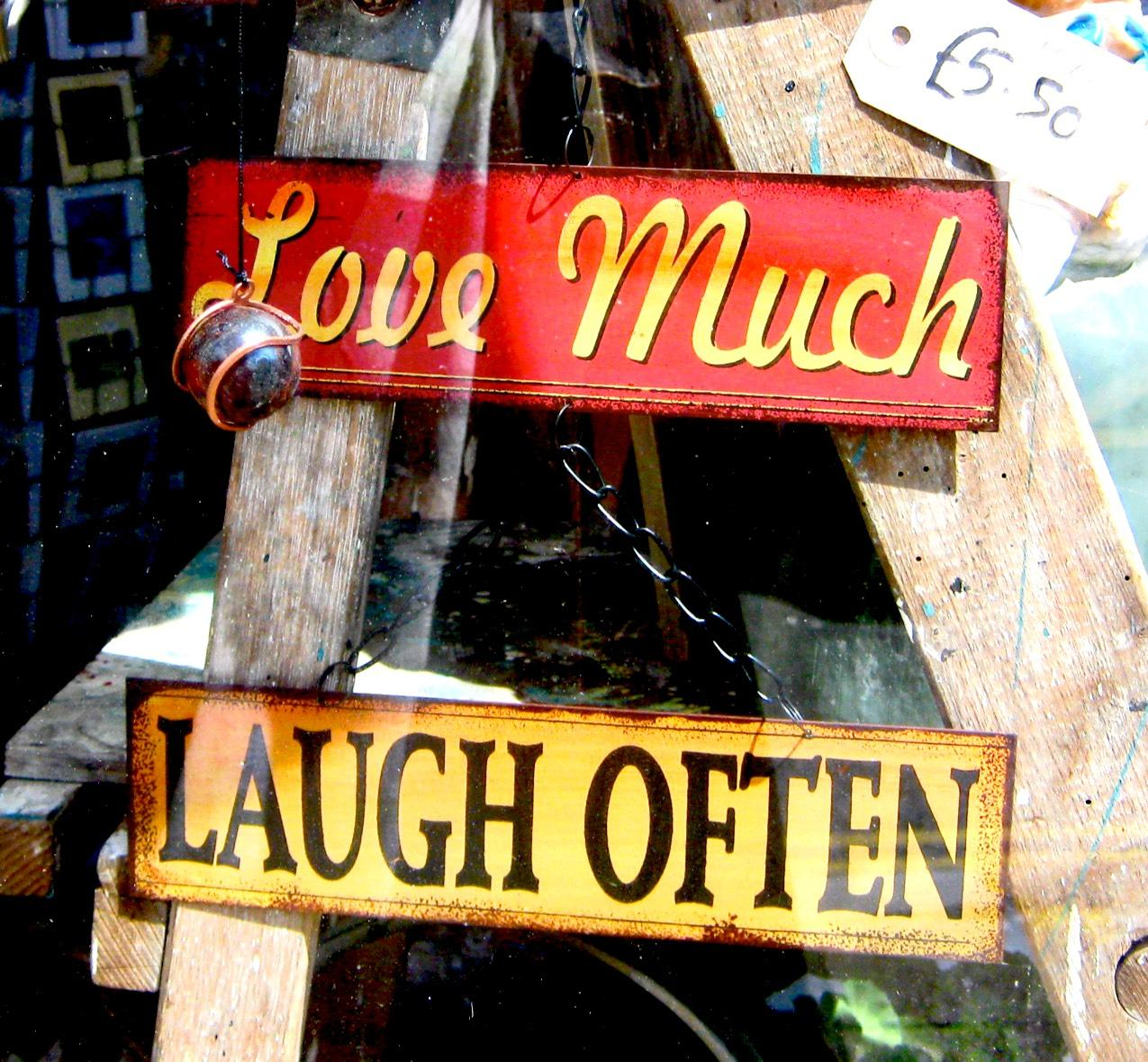 Sign Love Much Love Often