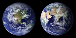 The Globe, Earth, Changes, Opportunities lies ahead