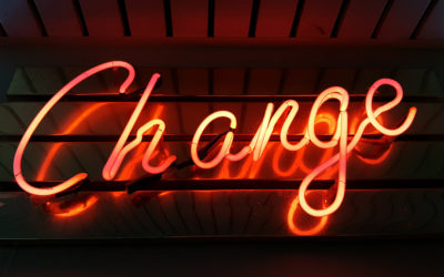 Change is not always bad!